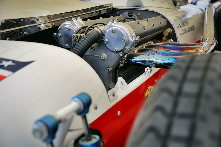 Engine p0rn in Goodwood