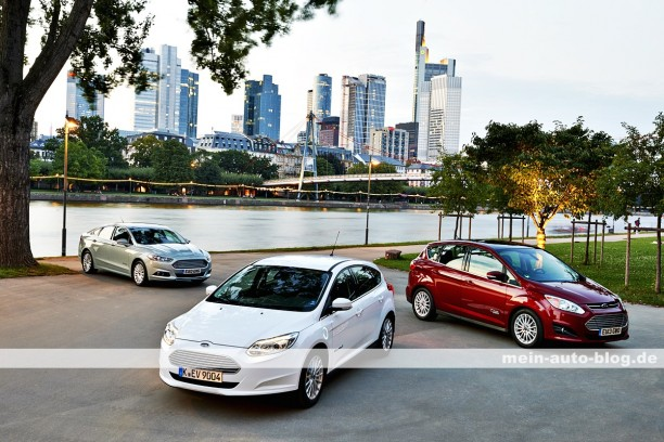 Ford Power of Choice 18 plugin hybrid electric