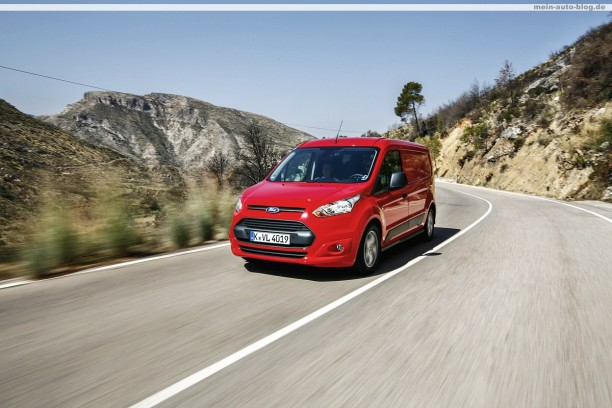 Ford Transit 02 Connect 2014