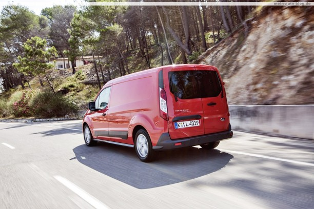 Ford Transit 07 Connect 2014