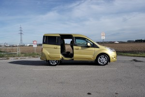 Ford Tourneo 05 Connect Van 2014