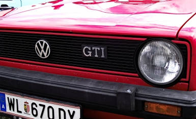 VW Golf I GTI Frontgrill