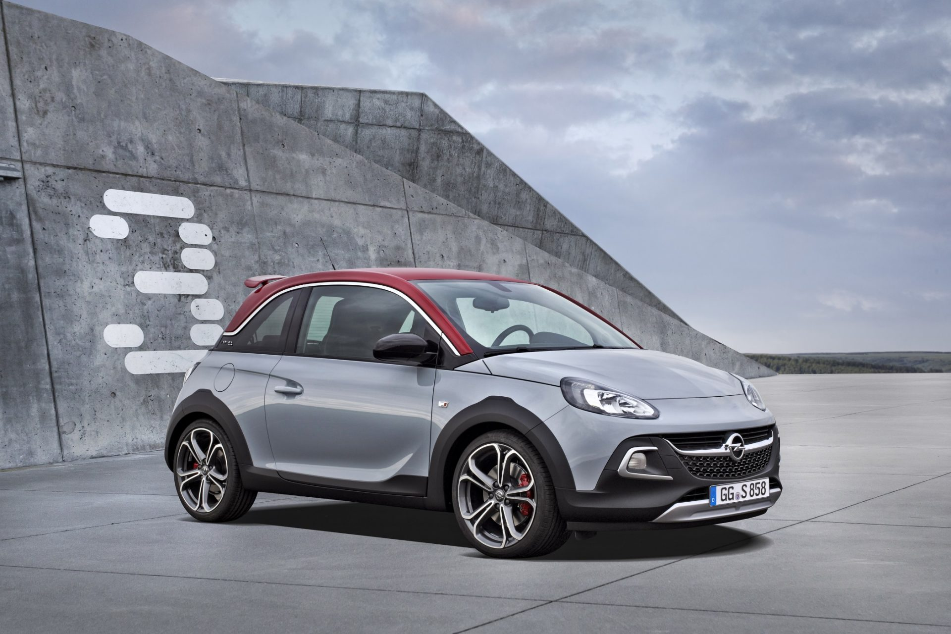 opel adam rocks s weil autos einfach spa machen. Black Bedroom Furniture Sets. Home Design Ideas