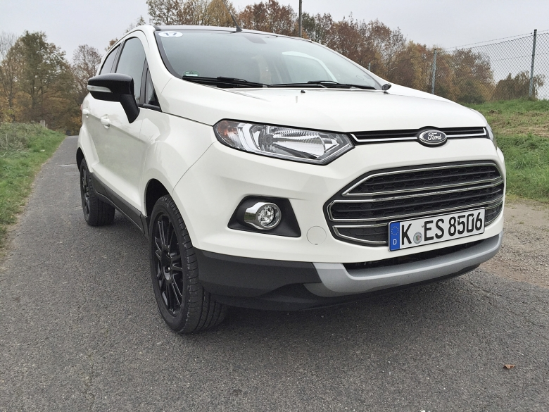 Test 031 Ford EcoSport s