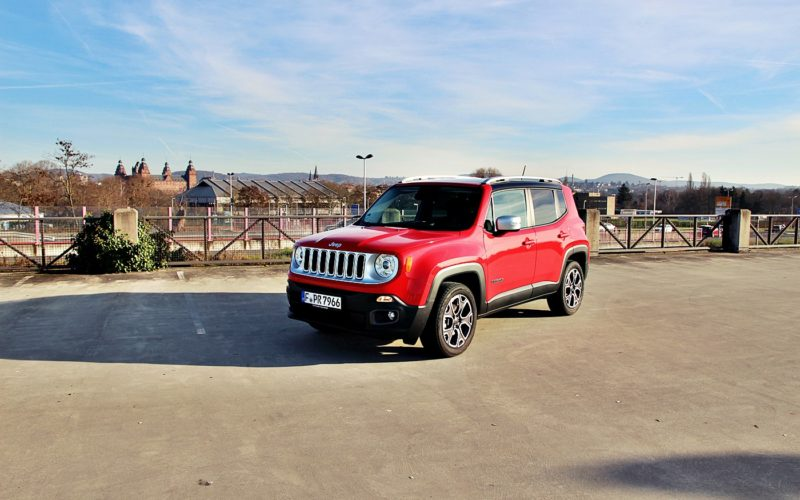 Test: Jeep Renegade 2.0 Limited