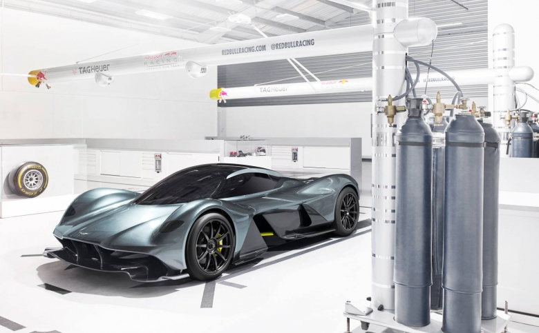 Weltpremiere Aston Martin Red Bull 001 AM-RB 001