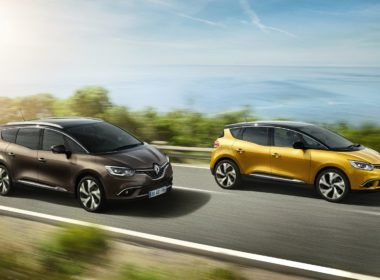 Renault Scénic und Grand Scénic – Durchgestyltes Duo