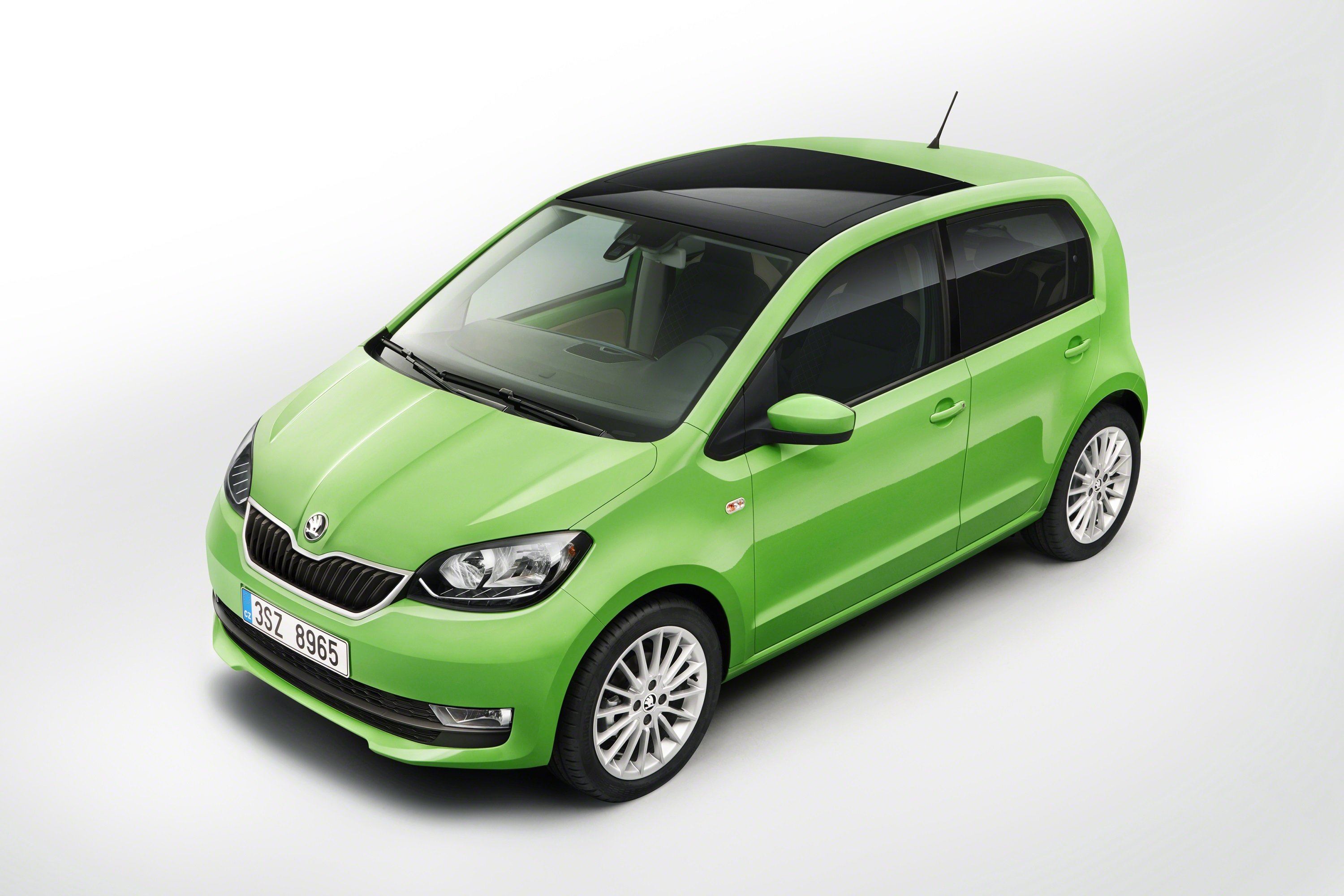 skoda citigo weil autos einfach spa machen. Black Bedroom Furniture Sets. Home Design Ideas