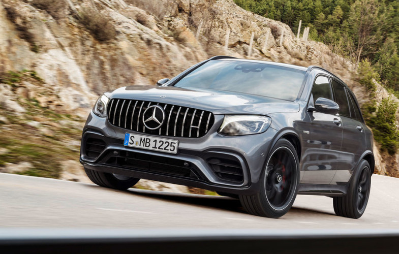 Mercedes-AMG GLC 63 4Matic — Super-V8-SUV in zwei Versionen