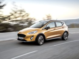 Fahrbericht: Ford Fiesta Active 1.0 l Ecoboost (140 PS)