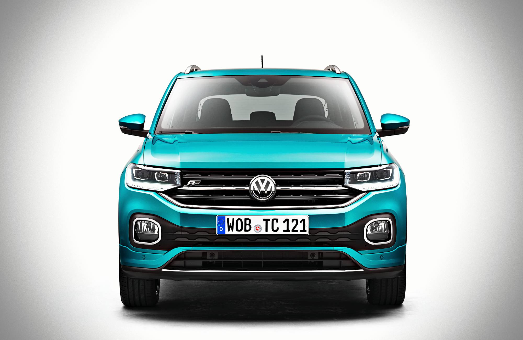 vw t cross dieses suv wird sogar dem golf gef hrlich. Black Bedroom Furniture Sets. Home Design Ideas